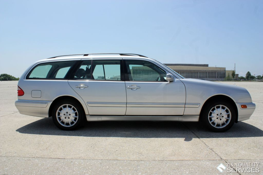 2000 mercedes benz e320 4matic wagon 3rd seat a a for 2000 mercedes benz e320 wagon