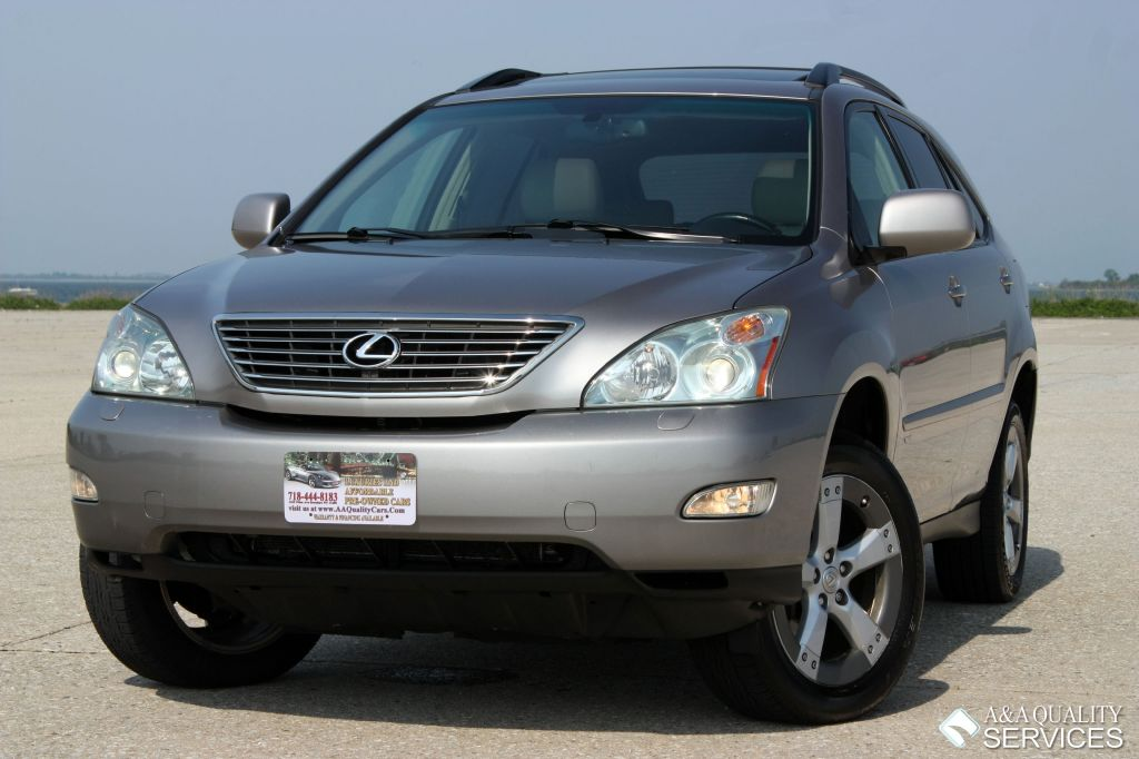 2005 Lexus Rx330 Awd Thundercloud Edition Aa Quality Services Inc