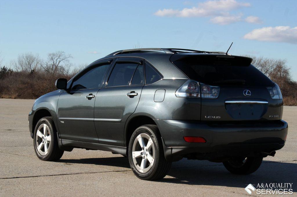 2005 LEXUS RX330 AWD NAV DVD THUNDERCLOUD   A&A Quality Services Inc