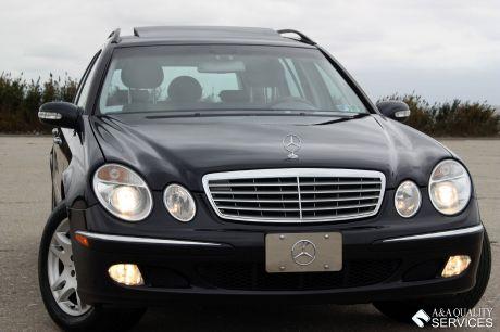 Mercedes Benz E320 Wagon. 2004 MERCEDES-BENZ E320