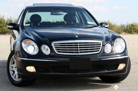 2005 MERCEDES-BENZ E320 4MATIC AWD NAVIGATION
