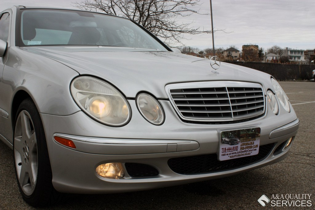 2003 mercedes benz e500 panoramic roof a a quality for Mercedes benz panoramic roof