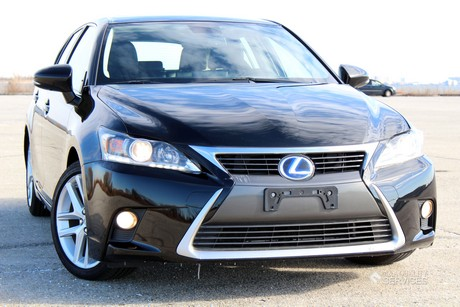 2014 LEXUS CT200h HYBRID NAVIGATION BACKUP CAMERA