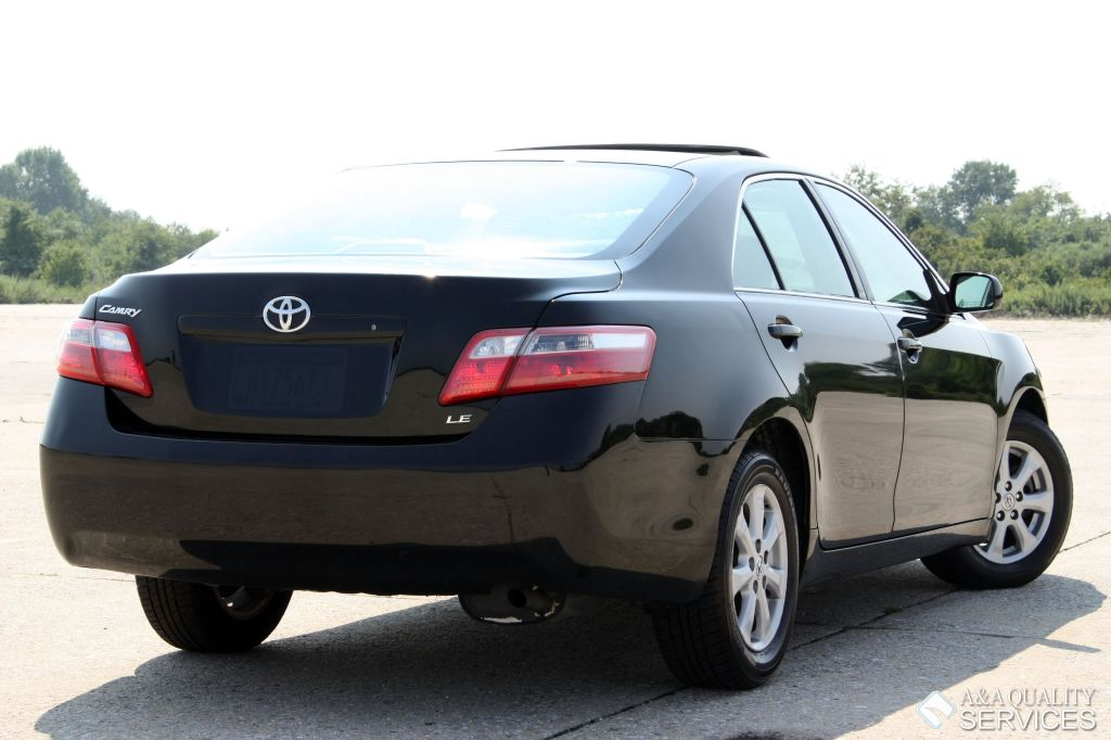 2008 toyota camry le sunroof bluetooth cd changer alloy. Black Bedroom Furniture Sets. Home Design Ideas