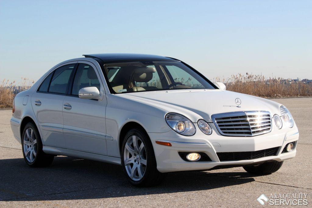 2007 Mercedes Benz E350 4matic Nav Panorama A A Quality