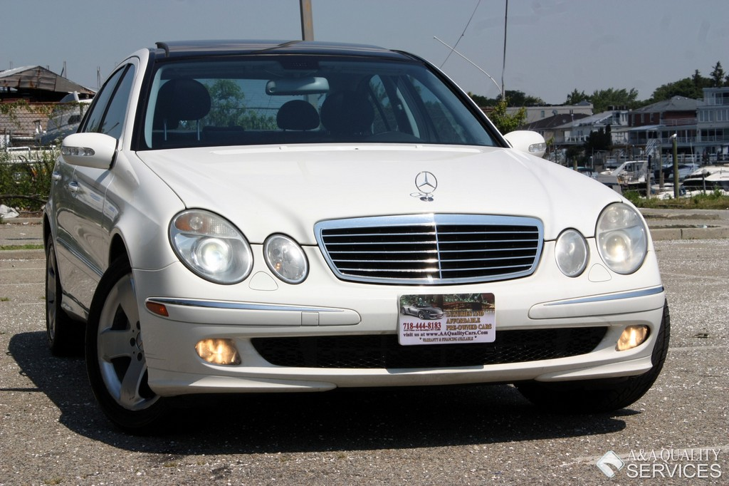 2004 mercedes benz e500 panoramic roof a a quality for Mercedes benz panoramic roof