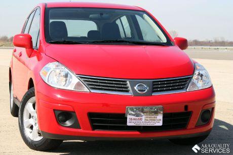 2007 Nissan Versa Sl. 2007 NISSAN VERSA 1.8 SL