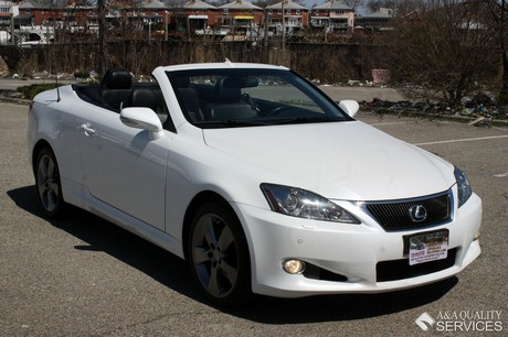 2010 LEXUS IS250c CONVERTIBLE NAVIGATION CAM | A&A Quality Services Inc