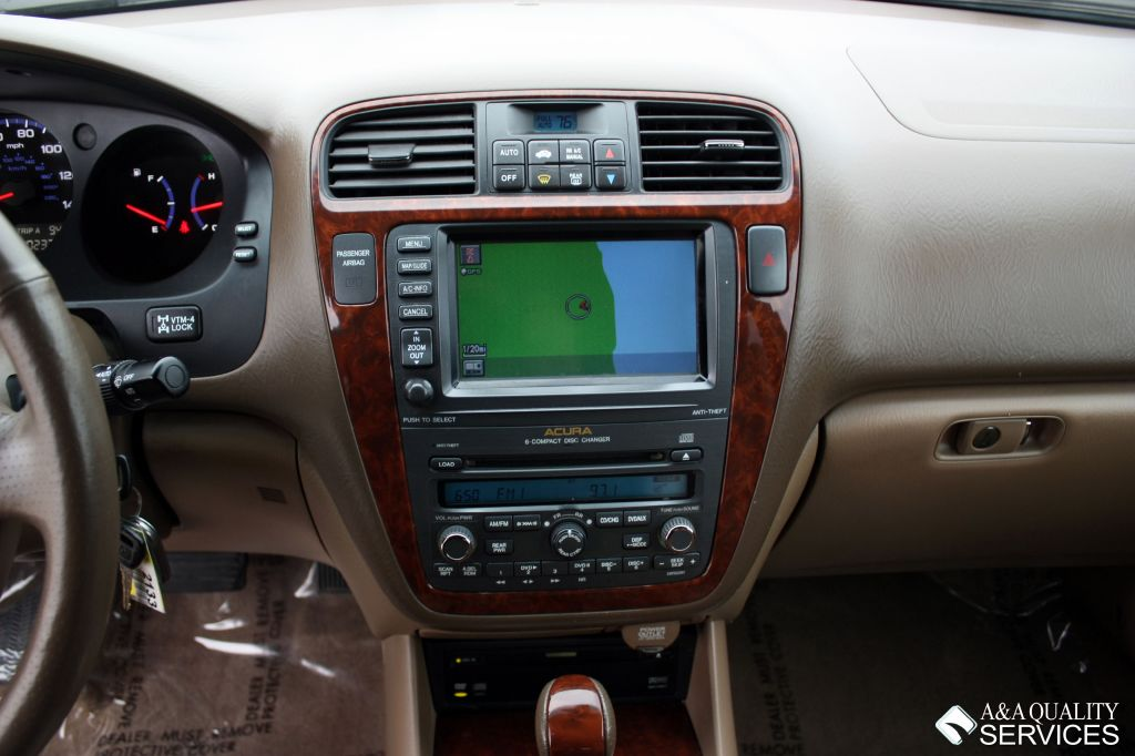 2005 Acura Mdx Navigation Dvd Update