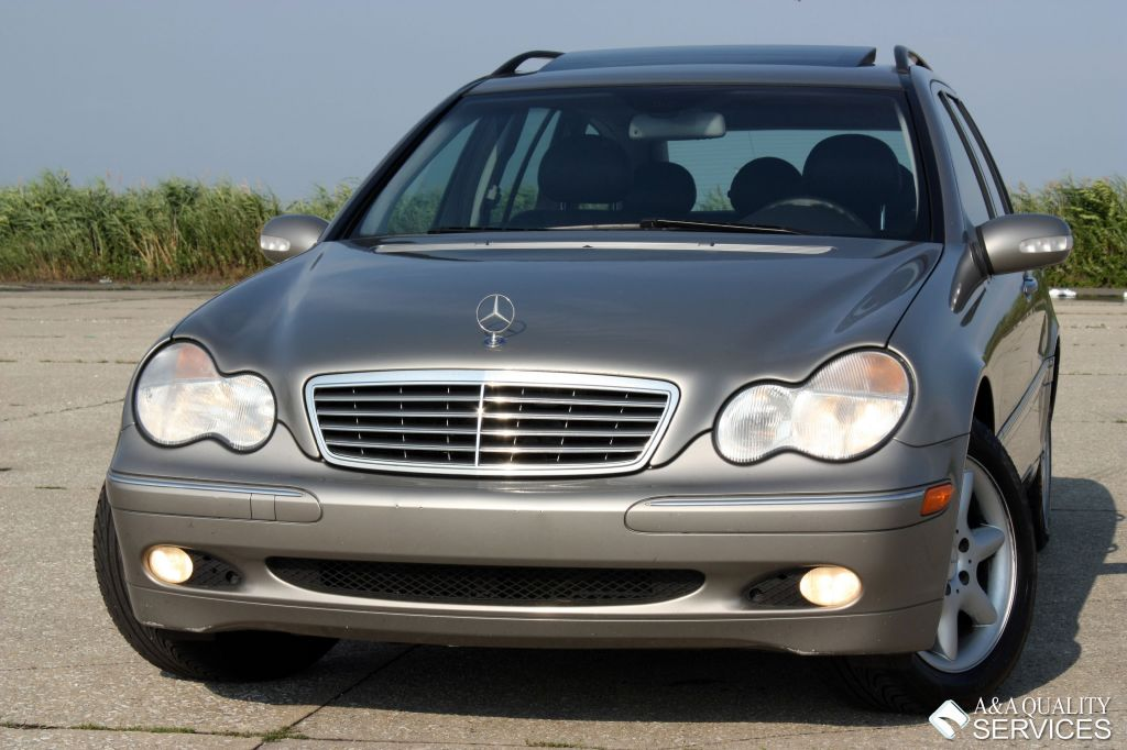 2004 mercedes benz c240 4matic awd wagon a a quality