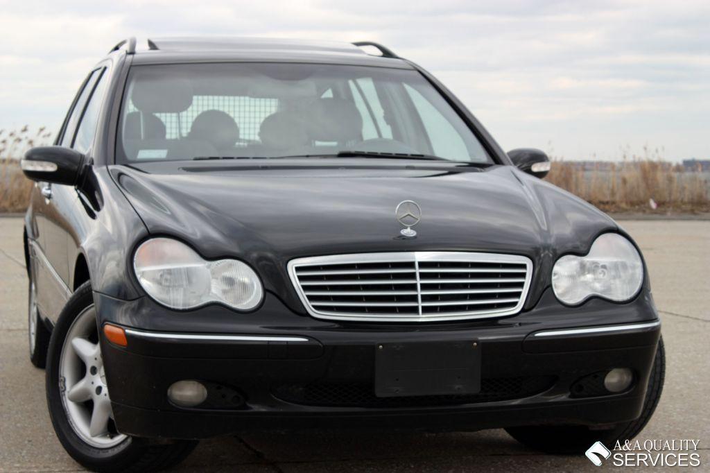 2004 mercedes benz c320 4matic awd wagon a a quality for 2004 mercedes benz c320