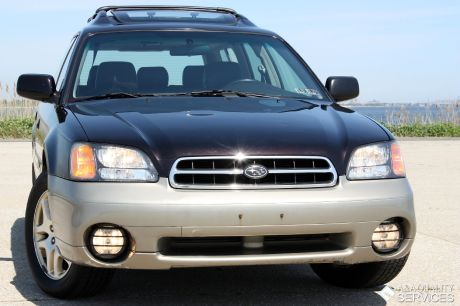 Subaru's Outback Wagon has been redesigned and re-engineered for 2000.