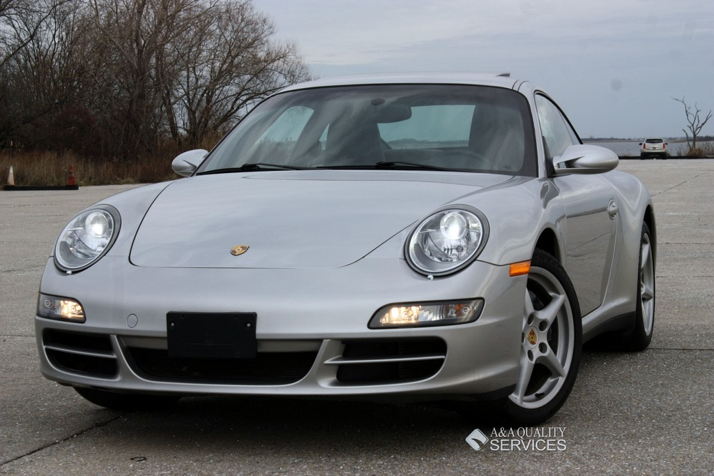 2006 Porsche 911 Carrera 4 Coupe Sunroof Aa Quality Services Inc