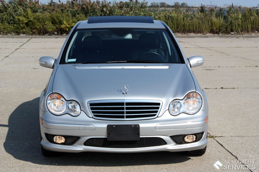 2006 mercedes benz c230 sport warranty a a quality for Mercedes benz 2006 c230 sport