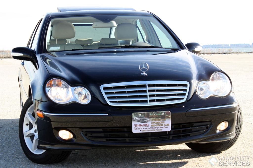 2007 mercedes benz c280 4matic nav htd seats a a quality for Mercedes benz 2007 c280