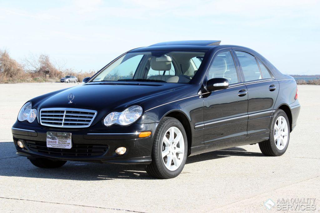 2007 Mercedes Benz C280 4matic Nav Htd Seats A A Quality
