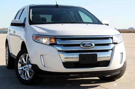 Ford Edge Sel Navigation Backup Camera