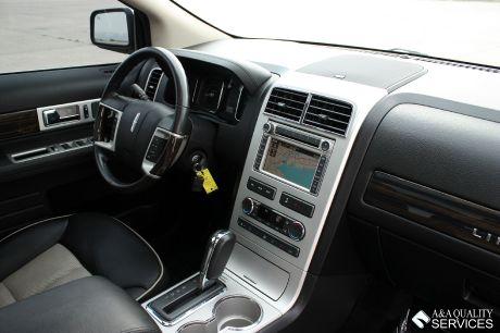 2008+lincoln+mkx+interior