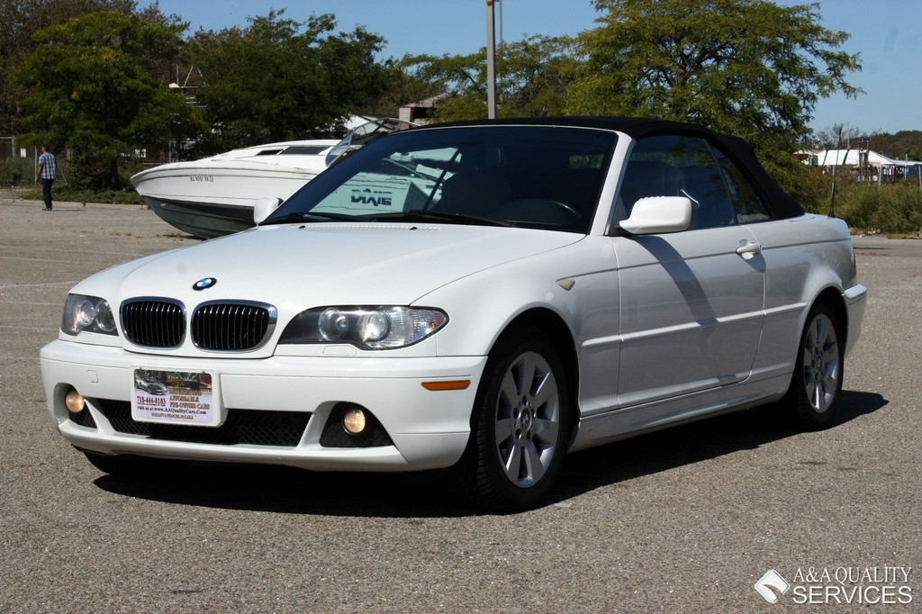 2005 Bmw 325ci Convertible No Reserve