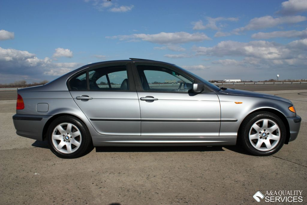 BMW I AUTOMATIC HTD SEATS SUNROOF AA Quality Services Inc - 2004 bmw325i